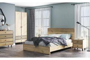 Спальный гарнитур Рондо - Мебельная фабрика «Ваша мебель»