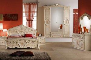 Спальный гарнитур Роза - Мебельная фабрика «Диа мебель»