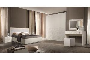 Спальный гарнитур Роза Light 2 - Мебельная фабрика «Ярцево»