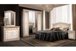 Спальный гарнитур с комодом Карина 3 - Мебельная фабрика «Ярцево»