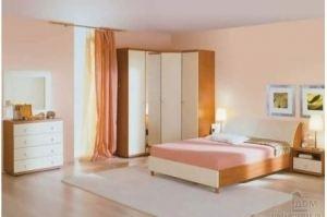 Спальный гарнитур с комодом СП020 - Мебельная фабрика «La Ko Sta»