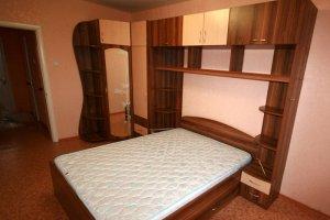 Спальный гарнитур с угловым шкафом - Мебельная фабрика «Мебелина»