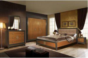 Спальный гарнитур Сабрина  ММ-302 - Мебельная фабрика «Молодечномебель»