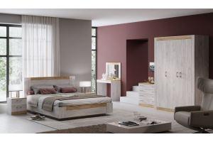 Спальня модульная Санта - Мебельная фабрика «Стайлинг»
