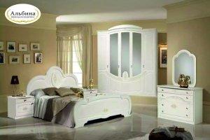 Спальный гарнитур Шерон - Мебельная фабрика «Альбина»