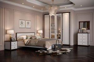 Спальный гарнитур Сицилия - Мебельная фабрика «Калинковичский мебельный комбинат»