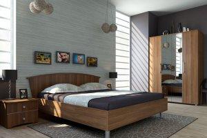 Спальный гарнитур Сонет - Мебельная фабрика «Профи»