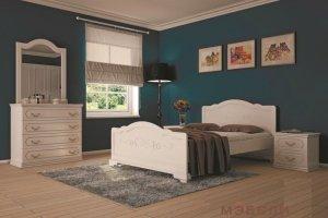 Спальный гарнитур массив Сонька-2 - Мебельная фабрика «МЭБЕЛИ»