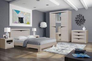 Спальный гарнитур Стефани 1 - Мебельная фабрика «Аристократ»