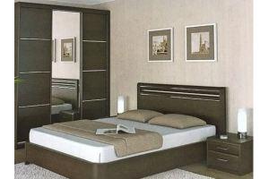 Спальный гарнитур Стиль - Мебельная фабрика «Верба-Мебель»