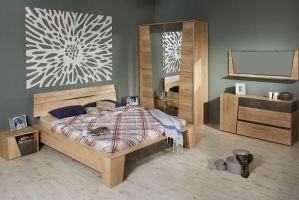 Спальный гарнитур Стреза  - Мебельная фабрика «СБК-мебель»