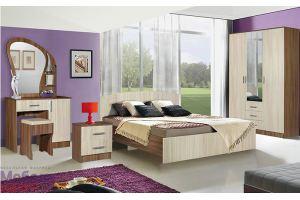 Спальный гарнитур светлана ясень - Мебельная фабрика «Мебель-маркет»