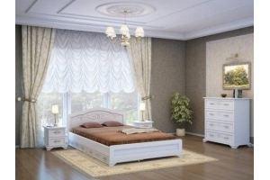 Спальный гарнитур Токато - Мебельная фабрика «Верба-Мебель»