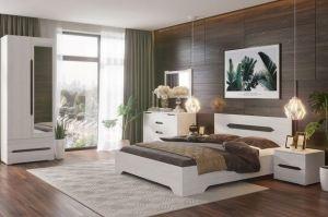 Спальный гарнитур Валенсия - Мебельная фабрика «ВикО Мебель»