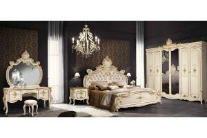 Спальный гарнитур Валенсия 6 Д 1 8 - Мебельная фабрика «Слониммебель»