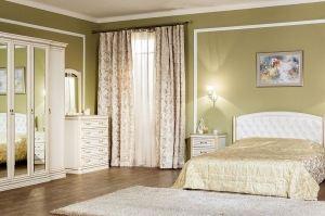 Спальный гарнитур Василиса 1 - Мебельная фабрика «Сомово-мебель»