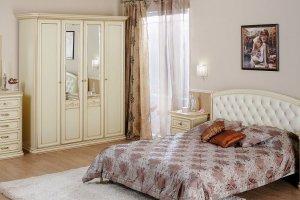 Спальный гарнитур Василиса - Мебельная фабрика «Сомово-мебель»