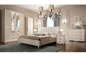 Спальный гарнитур Венеция 2 - Мебельная фабрика «Ярцево»