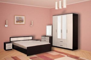 Спальный гарнитур Венеция - Мебельная фабрика «Профи»