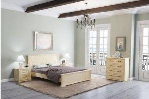 Спальный гарнитур Венеция - Мебельная фабрика «Верба-Мебель»