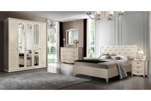 Спальный гарнитур Венеция 5 2 - Мебельная фабрика «Ярцево»