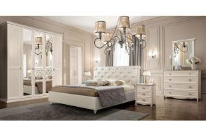 Спальный гарнитур Венеция 5 - Мебельная фабрика «Ярцево»