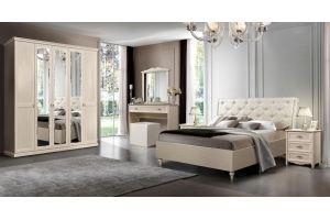 Спальный гарнитур Венеция 5 4 - Мебельная фабрика «Ярцево»