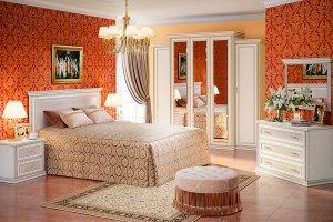 Спальный гарнитур Венето - Мебельная фабрика «Кураж»