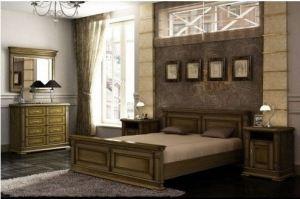 Спальный гарнитур Верде №1 - Мебельная фабрика «Верба-Мебель»