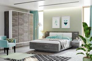 Спальный гарнитур VIRGINIA - Мебельная фабрика «Сильва»