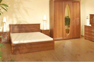 Спальный гарнитур Вива 2 - Мебельная фабрика «СКБ»