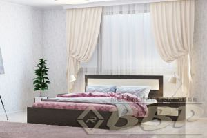 Спальный гарнитур Жаклин - Мебельная фабрика «ВВР»
