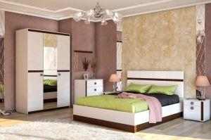 Спальный гарнитур Жасмин - Мебельная фабрика «Уфамебель»