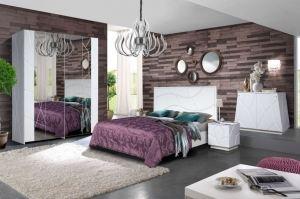 Спальный Кензо КМК 0674 - Мебельная фабрика «Калинковичский мебельный комбинат»