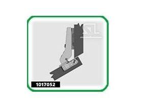 Петля угловая специальная 1017052 - Оптовый поставщик комплектующих «СЛ Дон»