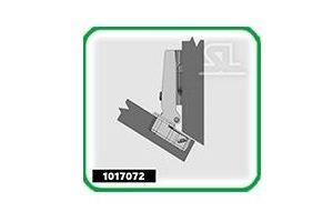 Петля угловая специальная 1017072 - Оптовый поставщик комплектующих «СЛ Дон»