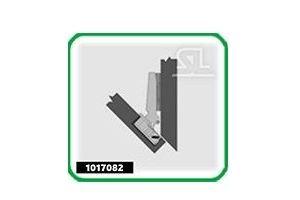 Петля угловая специальная  1017082 - Оптовый поставщик комплектующих «Скобяная Лавка»