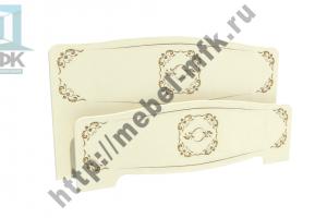 Спинка для кровати СК-10 - Оптовый поставщик комплектующих «МФК»