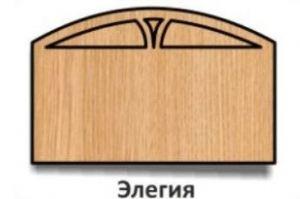 Спинка кровати Элегия - Оптовый поставщик комплектующих «Элит & Ко»