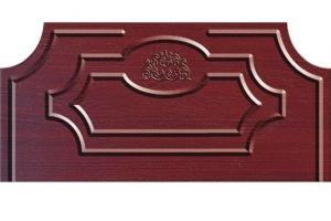 Спинка кровати КС1 - Оптовый поставщик комплектующих «Роялти-Компани»
