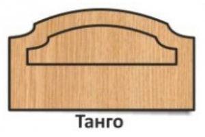 Спинка кровати Танго - Оптовый поставщик комплектующих «Элит & Ко»