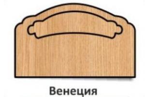 Спинка кровати Венеция - Оптовый поставщик комплектующих «Элит & Ко»