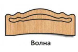 Спинка кроватная Волна - Оптовый поставщик комплектующих «Элит & Ко»