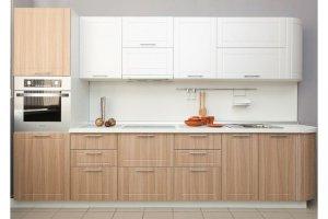 Спокойная уютная кухня Белла - Мебельная фабрика «Хомма»