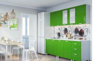 Стандартная кухня - Мебельная фабрика «SaEn»