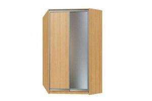 Стандартный угловой шкаф-купе ЦМБ 1 - Мебельная фабрика «ЦЕНТР МЕБЕЛИ»