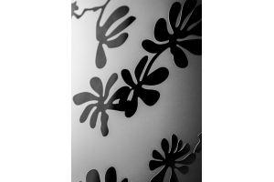 Стекло Нефритовые листья черный - Оптовый поставщик комплектующих «БРИСТ»