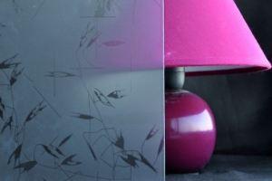 Стекло рифленое Басак светлое - Оптовый поставщик комплектующих «SEDAK-Стеклотех»
