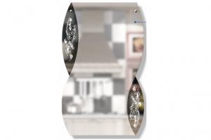 Стекло с Художественной пескоструйной обработкой Рио - Оптовый поставщик комплектующих «SEDAK-Стеклотех»
