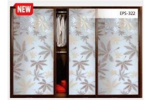 Стекло сатинированное с элементами покраски 3D EPS-322_ - Оптовый поставщик комплектующих «Адэм glass»